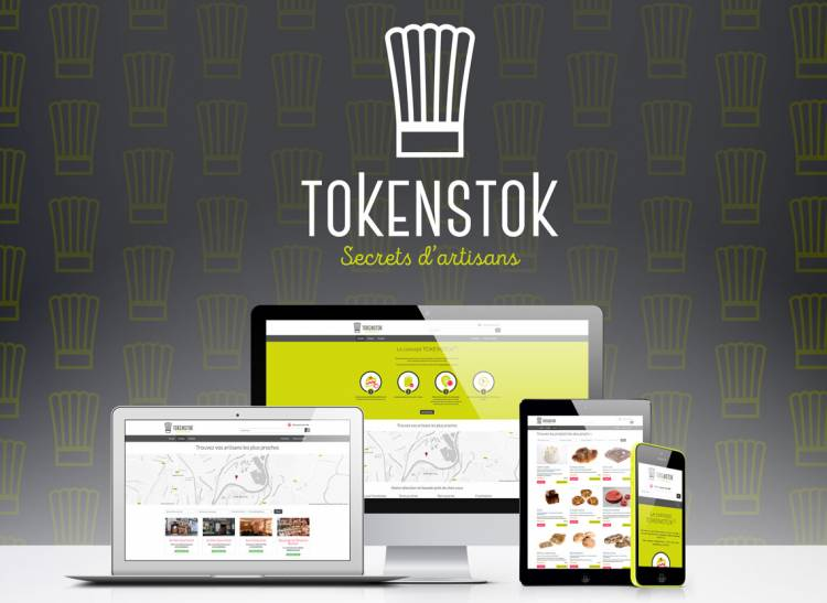 Création groupe IBS - Tokenstok